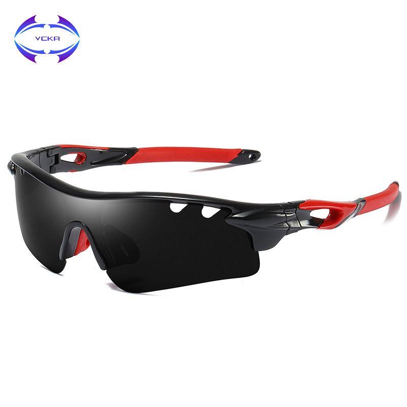 91006fcce9e VCKA 2018 New Fashion Polarized Sunglasses Men UV400 Sun Glasses For ...