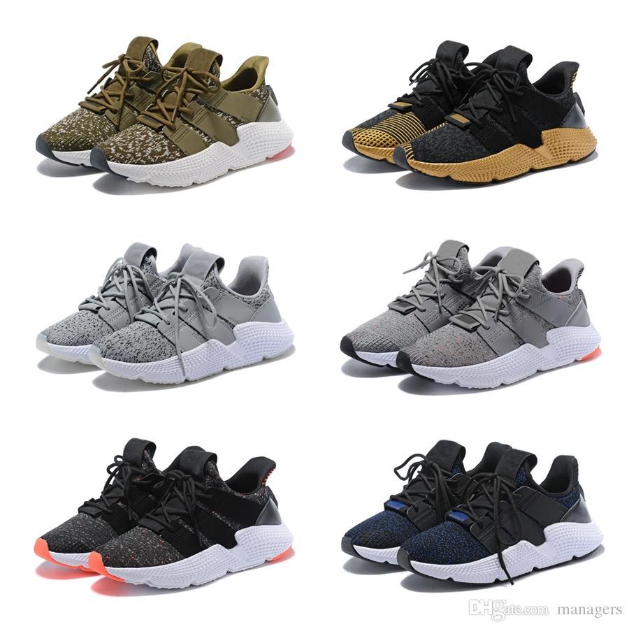 Compre 2019 Originals Propênis Tênis Para Homens Desconto Preço Novo Design  Mens Prophere Sapatos De Corredor Respirável Primeknit Tamanho US7 11 De ... 920cf39d4dd8c