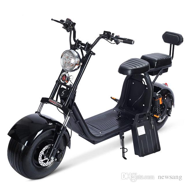 Electric Moped Scooter >> 2019 X10 New Electric Bike Adult Electric Scooters Electric Scooter