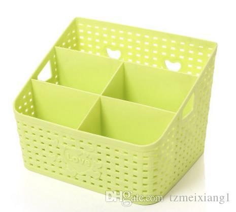 2019 Household Toiletries Kitchen Supplies Cosmetics Storage Basket ...