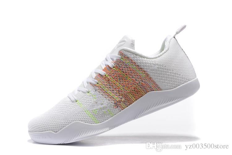 0c8d0421cbc7 2019 KOBE 11 ELITE LOW Women Basketball Shoes Athletics Sneakers KB 11  Womens Sport Outdoor High Quality From Yz003500store