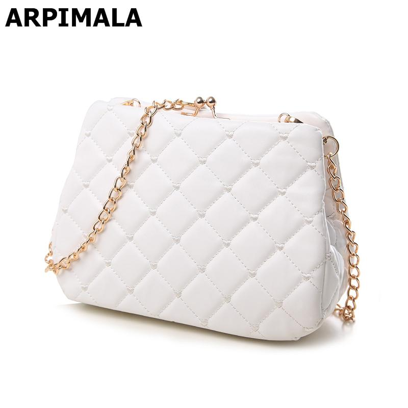 ARPIMALA Quilted Day Clutches Women Chain