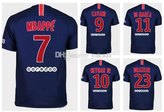 Personality Customized 18-19 10 NEYMAR JR Thai Quality Soccer ... ccc5e7a15