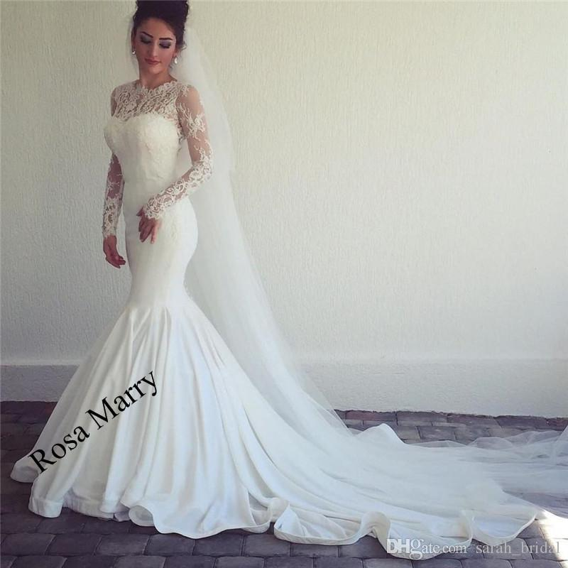 767b620e774 Cheap Heavy Lace Backless Wedding Dress Discount Beaded Sequin Bridal Gown  Wedding Dress