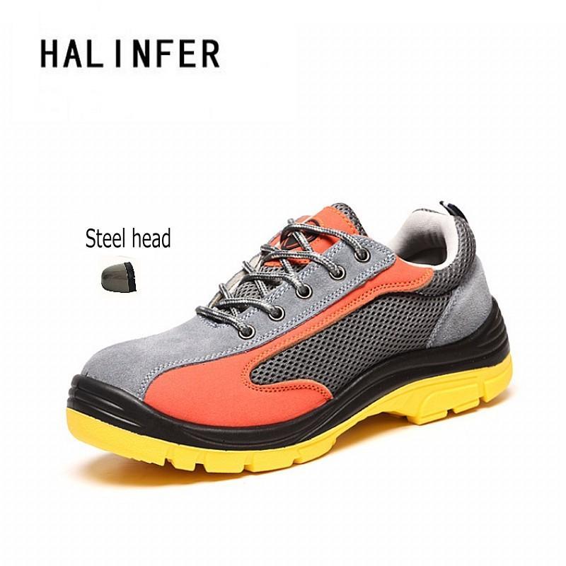 new product 0262a 5235b Puntale Mesh Halinfer E Antinfortunistiche La Rotonda Casual ...