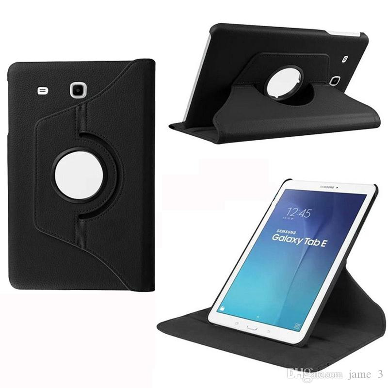 official photos ce413 f7b4d Case For Samsung Galaxy Tab S2 9.7 inch T815 Tablet PU Leather Case Cover  360 Rotating Smart Tablet Case