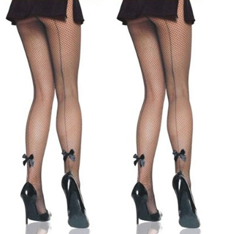 3855e607bdae4 2019 Fashion Women Black Mesh Small Fishnet Net Pattern Pantyhose Tights  Hosiery Tights Set From Bishops, $23.85 | DHgate.Com