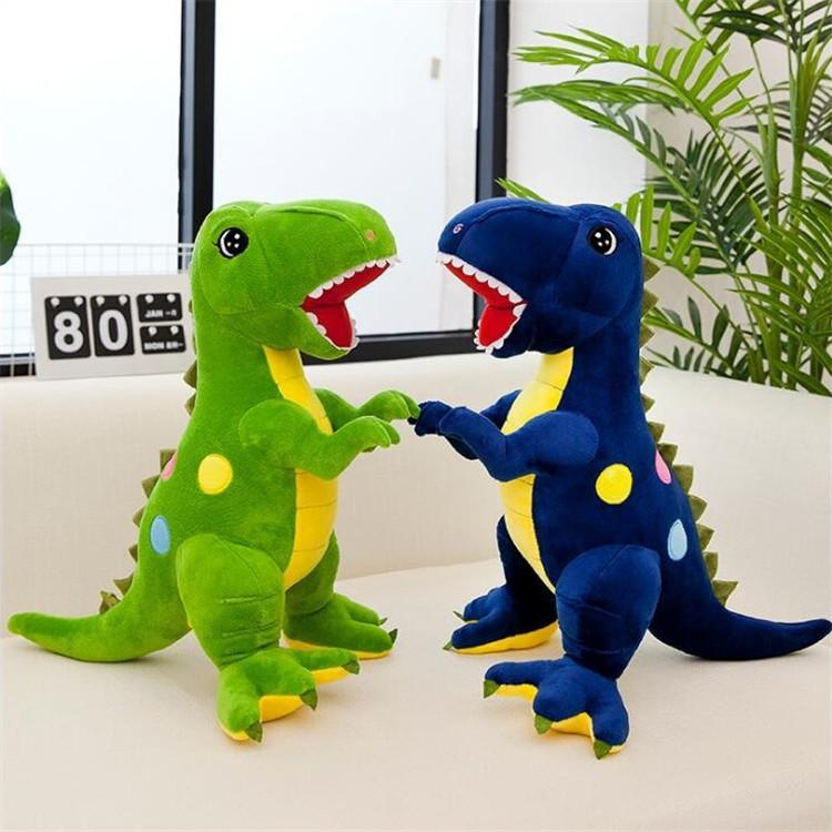 Großhandel 60 Cm Dinosaurier Puppe Cartoon Plüschtiere Tyrannosaurus ...