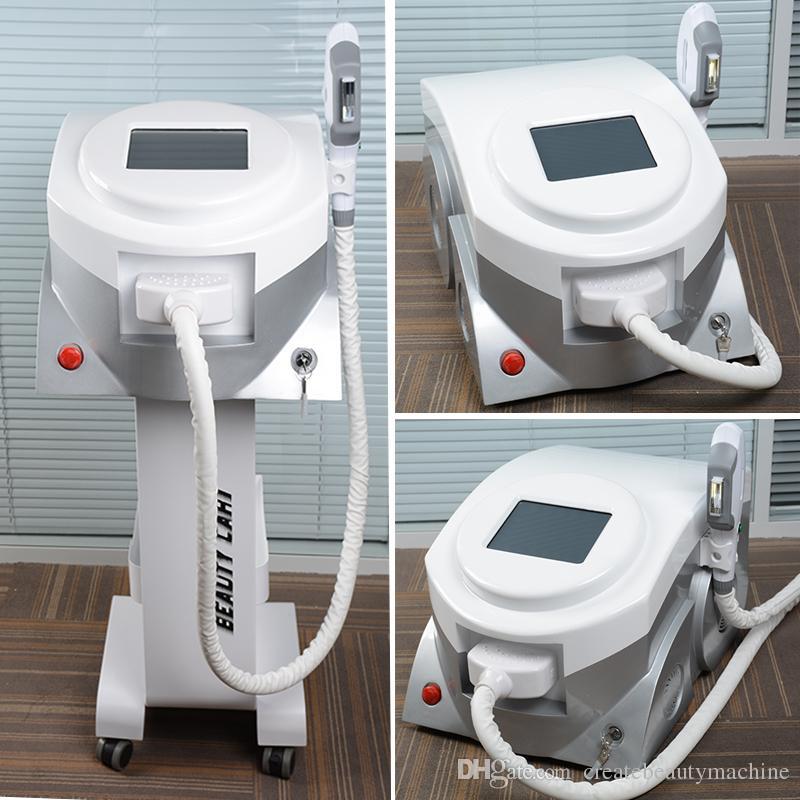 shr Schönheit Maschine dauerhafte schnelle Haarentfernung IPL Hautverjüngung Pigmentierung Gefäßentfernung Alexandrit Laser Haarentfernung Maschinen
