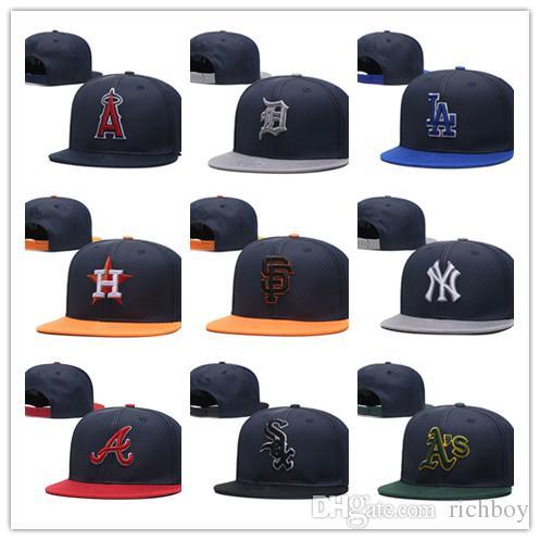 NEW Top Sale 2018 Newest Football Snapbacks Cheap Baseball Team Caps ... 0555852968e