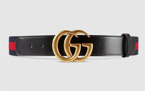 G buckle belt High Quality Women Blooms belt snake bee dragon tiger head feline Web belt with G buckle With Box 409416