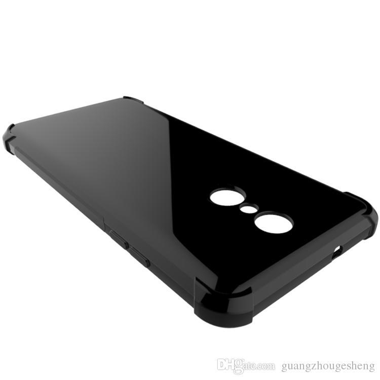 LG Stylo 7 5g 4g Temizle Durumda Kristal Şeffaf Yumuşak TPU Arka Kapak Yeni Stylo 4 6 Ücretsiz Kargo