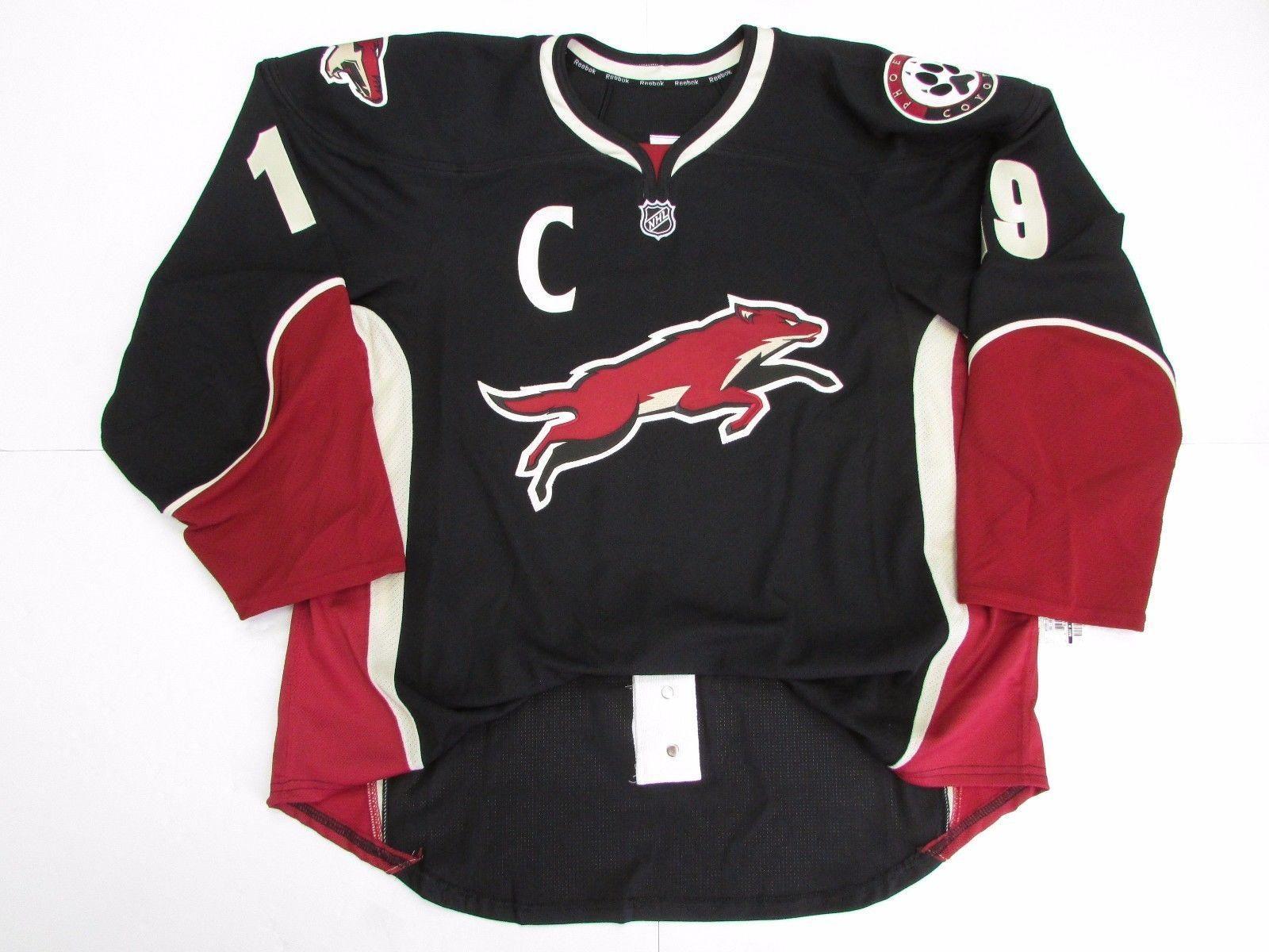 c20992c8c 2019 Cheap Custom SHANE DOAN PHOENIX COYOTES THIRD HOCKEY JERSEY Stitch Add Any  Number Any Name Mens Hockey Jersey XS 5XL From Customsportsjersey