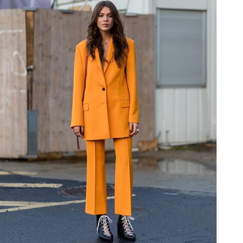 2 stück set frauen anzug weibliche 2019 frühling und herbst mode Europäischen stil straße kleidung lose beiläufige anzug