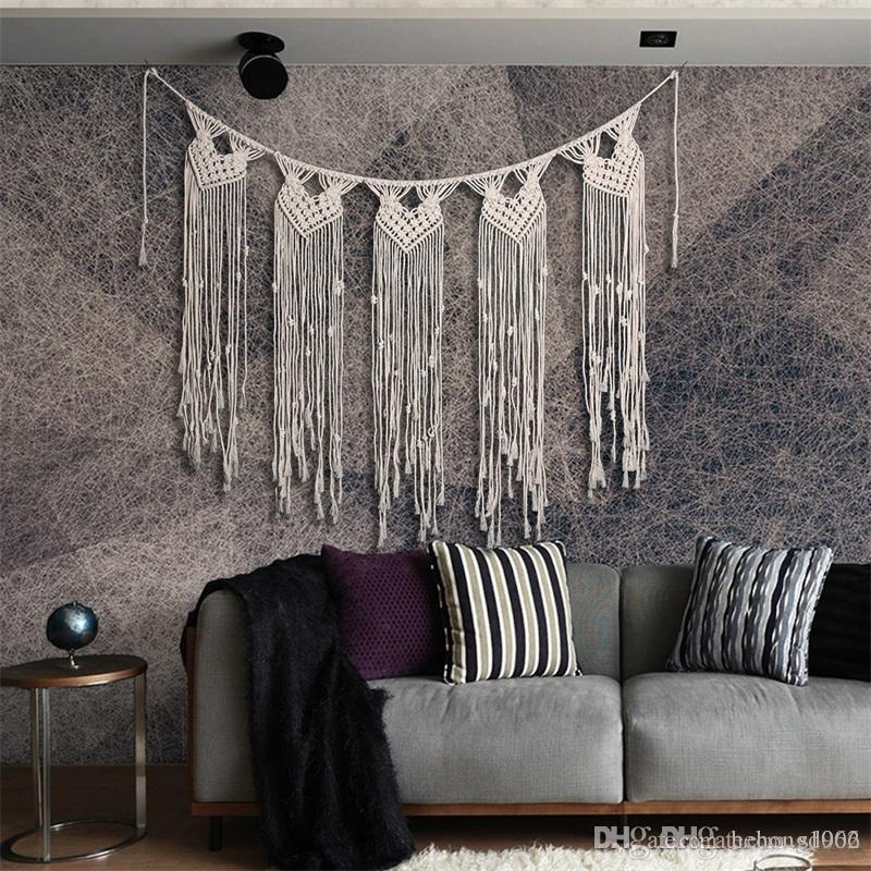 Acquista New Bohemia Style Tapestry Arredamento La Casa Classico ...