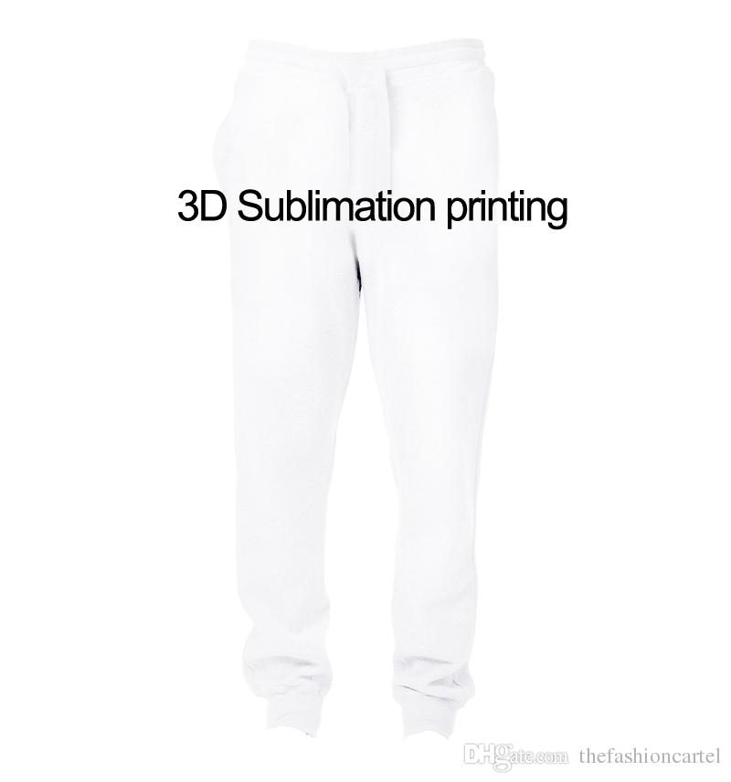 f5983a31 2019 REAL American USA SIZE Custom Create Your Own 3D Sublimation Print  String Jogger / Harem Pants Plus Size From Thefashioncartel, $27.92 |  DHgate.Com