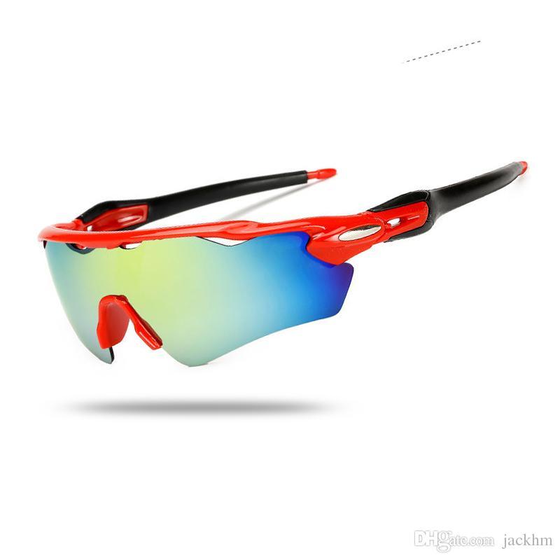 73972d74fd5 2018 UV 400 Men Outdoor Eyewear Cycling Glasses Outdoor Sport ...