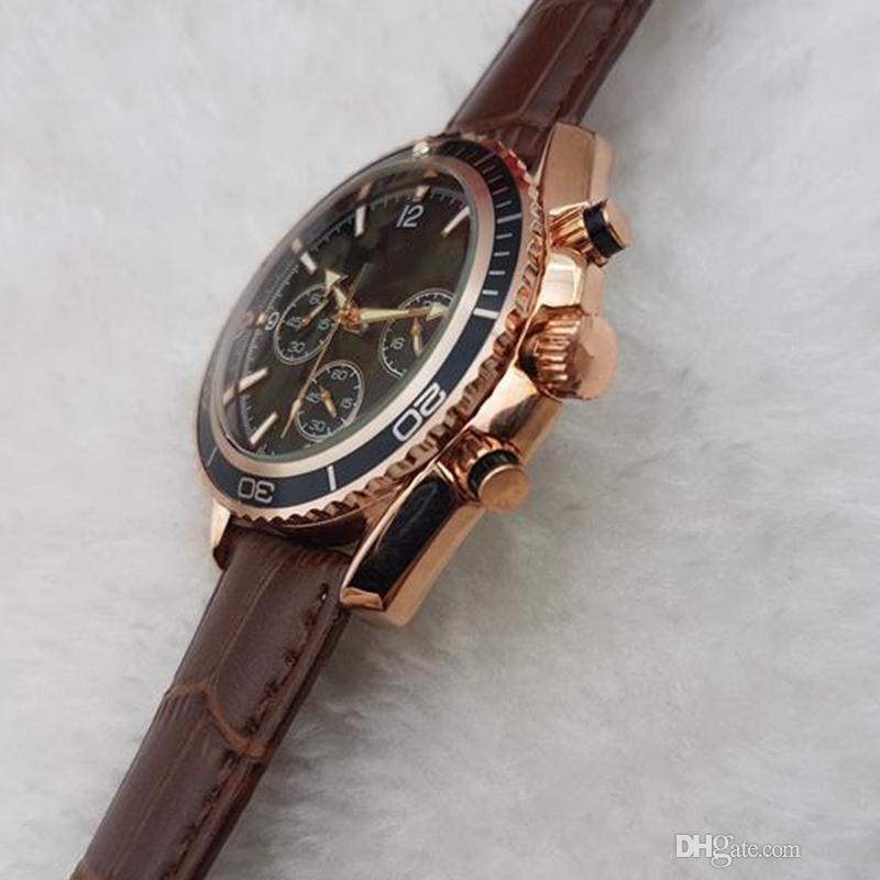 Todas las Subdiales Trabajo Hombres mujeres Relojes de pulsera de cuarzo inoxidable Reloj de lujo Relogías de primeras marcas para hombres relojes