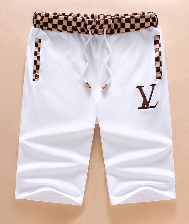 Compre 2018 Hombres De Verano Nuevo Mens Pantalones Cortos Para El ...