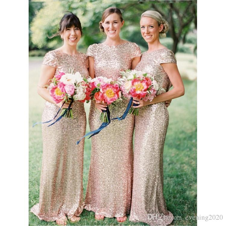 ed788effc1 Brilliant Long Bridesmaid Dresses Jewel Sleeveless Long Bridesmaid Gown A  Line Floor Length Custom Made Evening Dresses Bridesmaid Dresses Sale  Bridesmaid ...