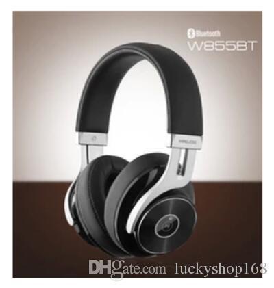 4ea2316e8226af 100% Original Edifier W855BT Wireless Bluetooth Headphones Stereo HIFI Wireless  Headphone Headset BT 4.1 With Microphone Gaming Headset DHL Headphone ...