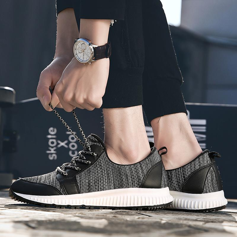 2018 New Style Fashion Brands Comfortable Breathable Men Shoes Light Wear  Resisting Casual Shoes Spring Autumn Men Sneakers Blue Shoes Clogs For  Women From ... 1d499b3a71e