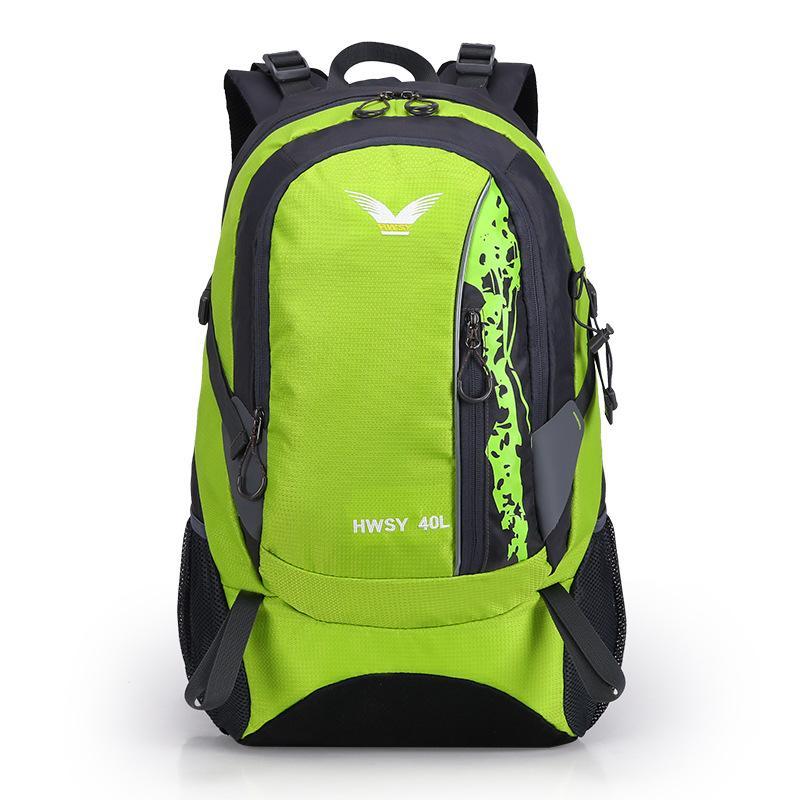 35e613c737 2018 New Design Large 40L Travel Backpack High Quality Waterproof Nylon  Laptop Backpack For Men Black Casual Backpacks Back Pack Dog Backpack  Backpacks For ...