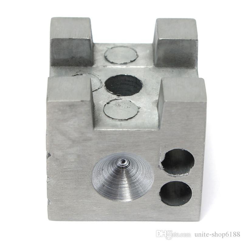 العلامة التجارية الجديدة Dapping القبة بلوك ووتش الجواهريون إصلاح حامل أداة الساعاتي المعدنية البسيطة Arrvial جديد!