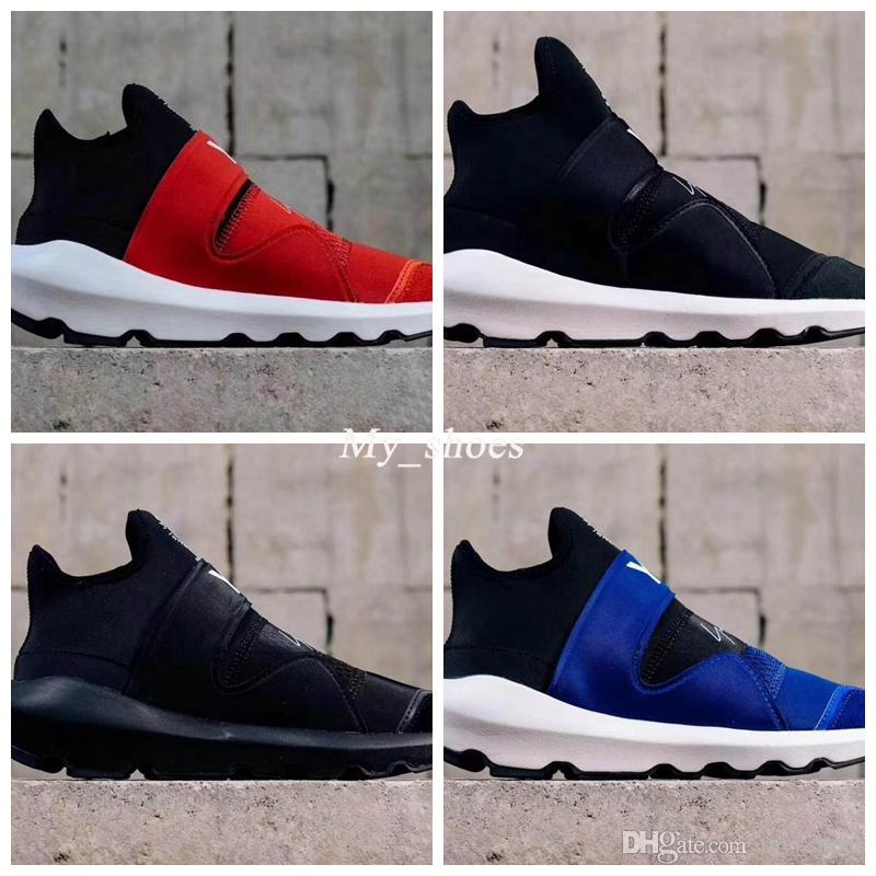 b372d359f 2019 2018 Newest Y 3 Suberou QASA RACER High Sneakers Breathable Men And  Women Running Shoes Couples New Arrival Y3 Outdoor Trainers From My shoes