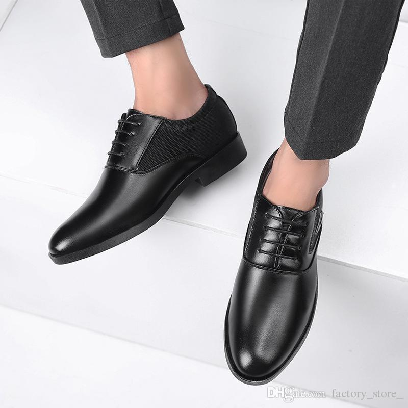 3771c4def Compre Marca Italiana Sapatos Oxford Para Homens Designer Sapatos Formais  Sapatos Masculinos Homem Casual Sapato Sapato Social Masculino Zapatos  Hombre ...