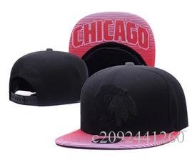 Compre Top Negro De Hombre Visera Roja Chicago Blackhawks Snapback ... ca942c9168a