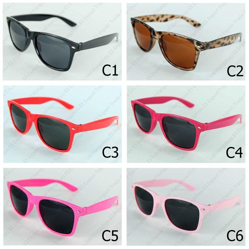 eterna Claasic Vinatge moda gafas de sol gafas de sol de plástico de viajeros lentes UV400 del marco Promoción Sun Gafas nave libre