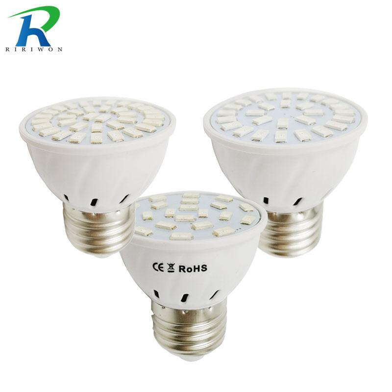Riri Won Smd Led Plant Grow Bulb Lamp Grow Light 5733 27leds 35leds ...