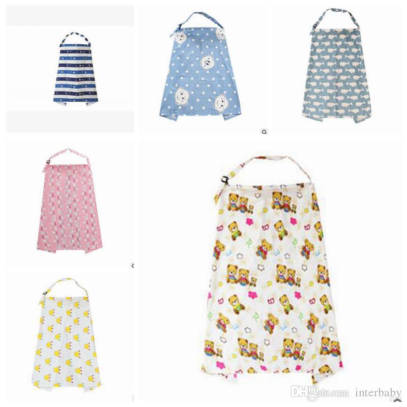 Großhandel Baby Stillen Abdeckungen Säugling Pflege Abdeckung ...