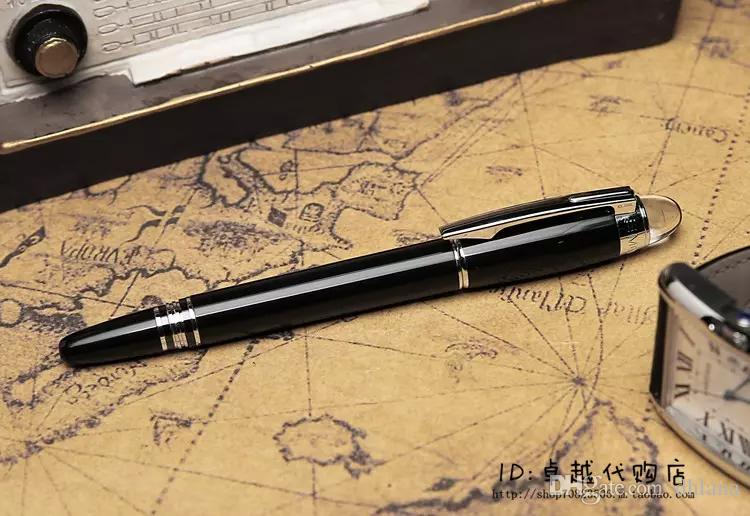 Promotional Price M Roller Pen Crystal top M-SW School Office Suppliers High Quality Fountain Pen Ballpoint Pen