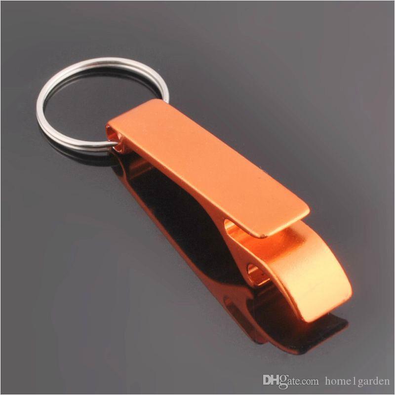 Taşınabilir 4 1 Şişe Açacağı Anahtarlık Zinciri Anahtarlık Anahtarlık Metal Bira Bar Aracı Pençe Hediye