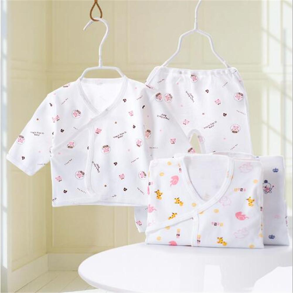 7bc953bad29 2019 0 3 Month Baby Clothing Sets 2018 Autumn Summer Spring Baby Boys Girls  Clothes Tops T Shirt+Pants Leggings Outfits Set From Xunqian