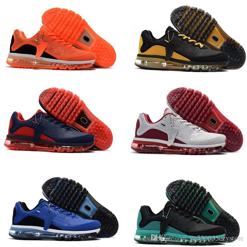 separation shoes 2765d 081c0 Compre Nike Air Max Airmax 2017.5 Aire Zapatos Cojín KUP Mens 2017.5 Maxes  Zapatos Ocasionales De La Mejor Calidad MENS Zapatos Casuales Tamaño 40 47  A ...