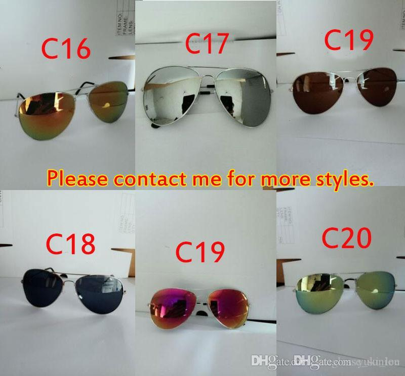 52345fafe40 Cheap Polarized Lens Pilot Fashion Sunglasses For Men And Women ...