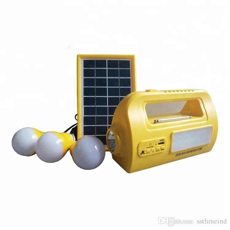 Battery Powered Outdoor Lights Nz: Portable Solar Panel Energy System Generator Battery