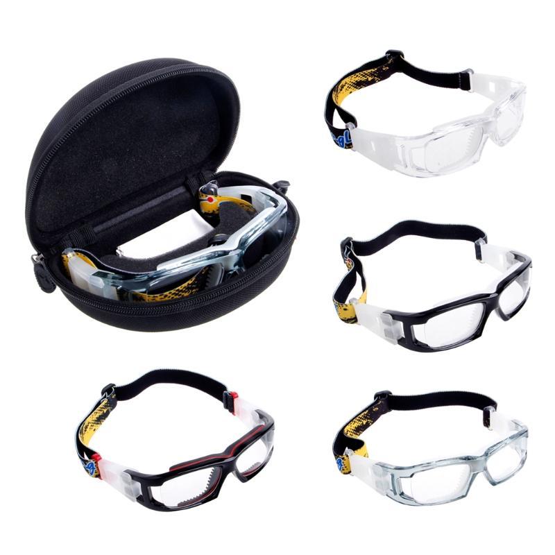 9931427a884f0 Compre Esportes Óculos De Proteção Basquete Futebol Ciclismo Segurança PC  Óculos Ao Ar Livre JUN13 De Jaokui,  21.07   Pt.Dhgate.Com