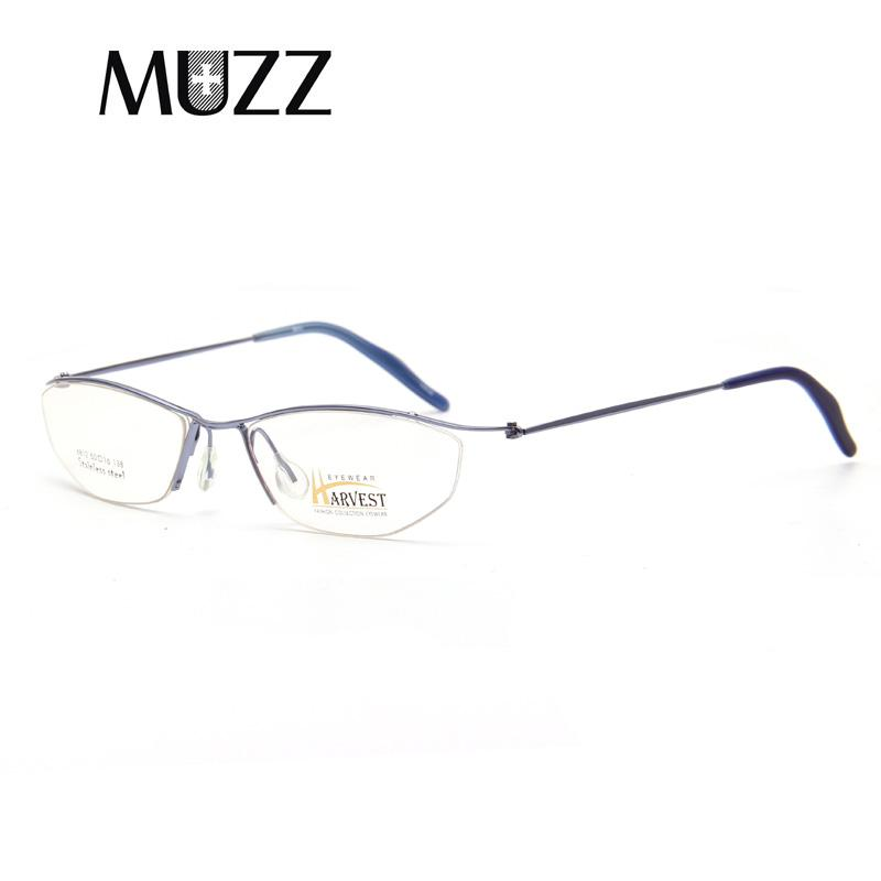 3ade0e53df96 MUZZ Small Glasses Frame Cat Eye Woman Myopia Glasses Eyeglasses ...