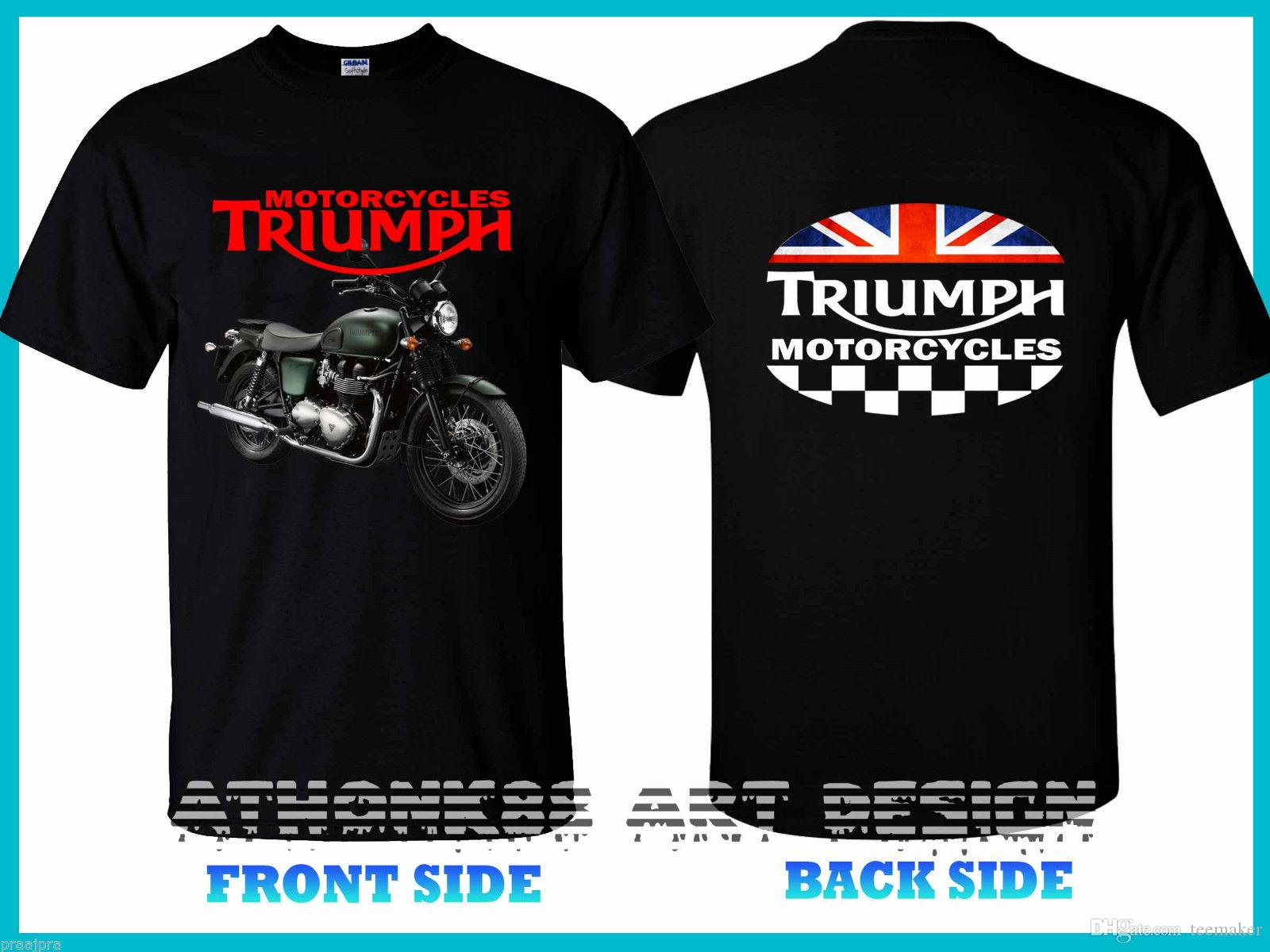 66032eef3 Triumph Motorcycle T Shirts Sale « Alzheimer's Network of Oregon