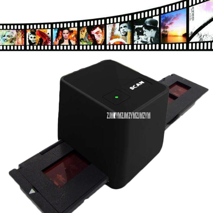 Photo scanner recommended resolution