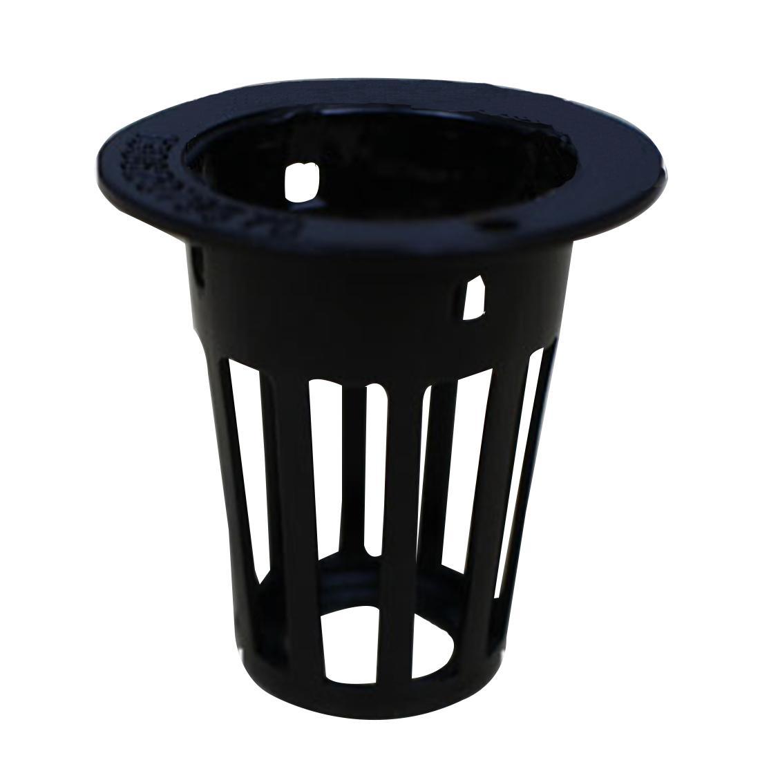 10 Teile / satz Garten Kindergarten Töpfe Wasser Soilless Kultur Pflanzkorb Halter Hydroponischen Mesh Net Pot Korb kostenloser versand