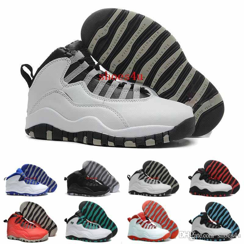 7a4b8f327302 2017 High Quality 10 X Basketball Shoes Women Men Discount J10 X ...