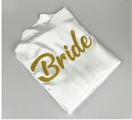 discount coupon well known various kinds of design BRIDE TEAM BRIDE Robe glitter gold letters bridal shower to be  bachelorette bridesmaid bridal party robes