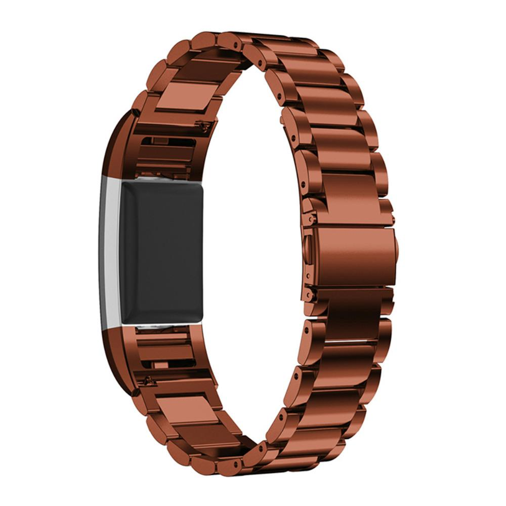 LNOP for Fitbit Charge 2 Strap Stainless Steel Bracelet Fitbit Charge 2 Band Charge2 Band Smart Watch Wristband