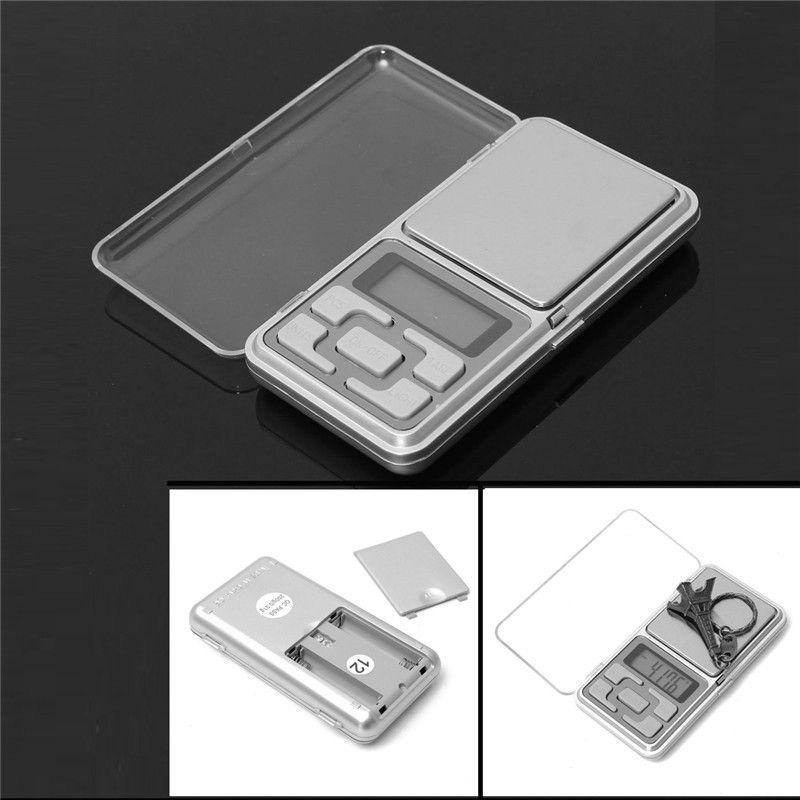 200g / 0.01g électronique Mini bilancia balanza Digital Pocket Gem Pesez Balance Scale Pèse échelle Brand New