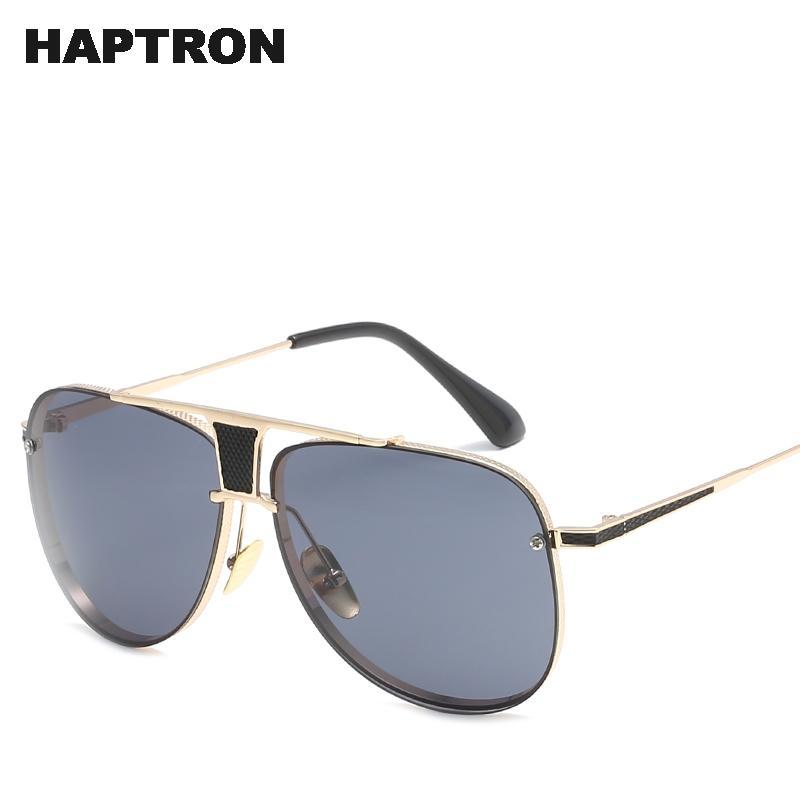 3a46f7069f High-Quality Square Luxury Gradient Lens Sunglasses Men Women Brand ...